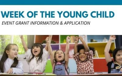 Week of the Young Child Event Grant