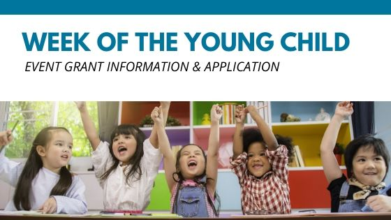 Week of the Young Child Event Grant Application