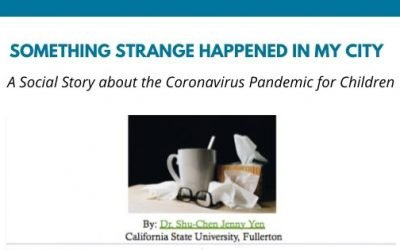 [Free Download] A Social Story About Corona Virus for Children