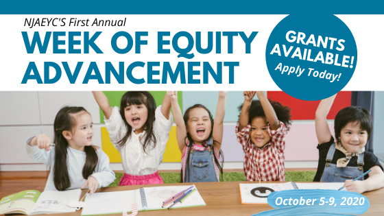 First Annual Week of Equity Advancement in Early Childhood Education