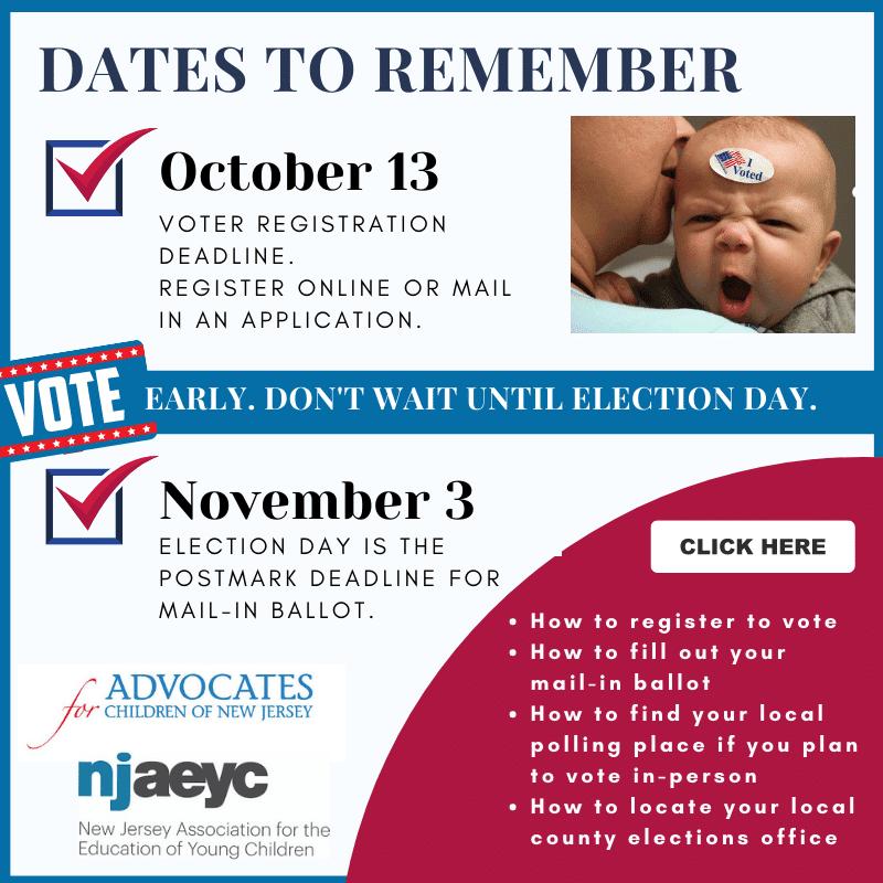 Voting NJ NJAEYC