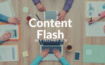 Content Flash: July-December 2020