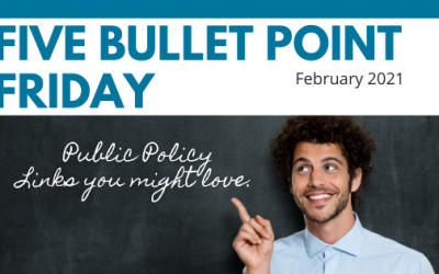February 2021– 5 Bullet Point Friday
