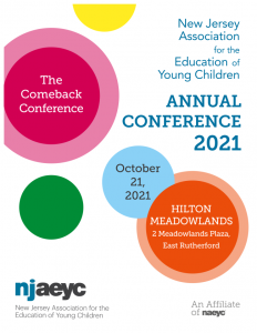 NJAEYC 2021 Annual Conference Brochure